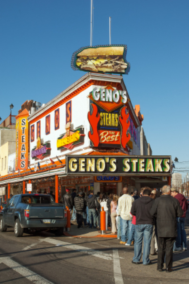 """Geno's Subs"""