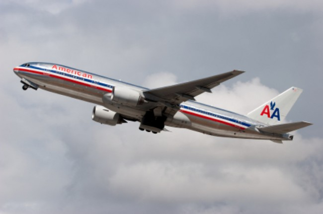 """American Airlines Jet"""