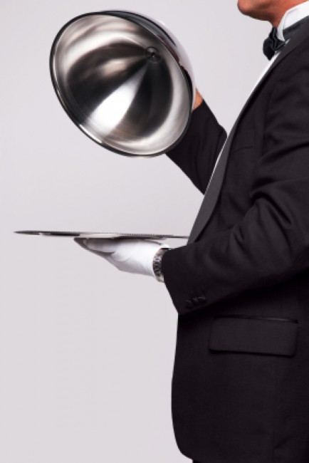 """Butler and Silver Service"""