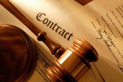 """Legal Contract"""